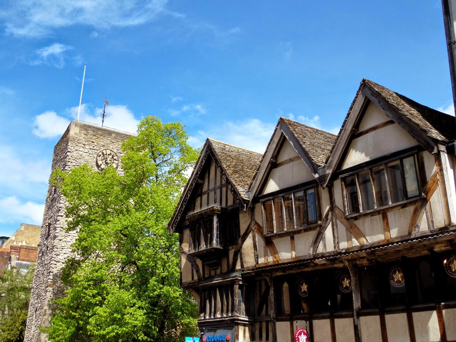 12 des plus belles villes en Angleterre : Oxford