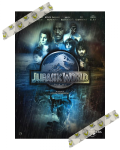 Sorties ciné' : Dracula Untold, Lucy & Jurassic World