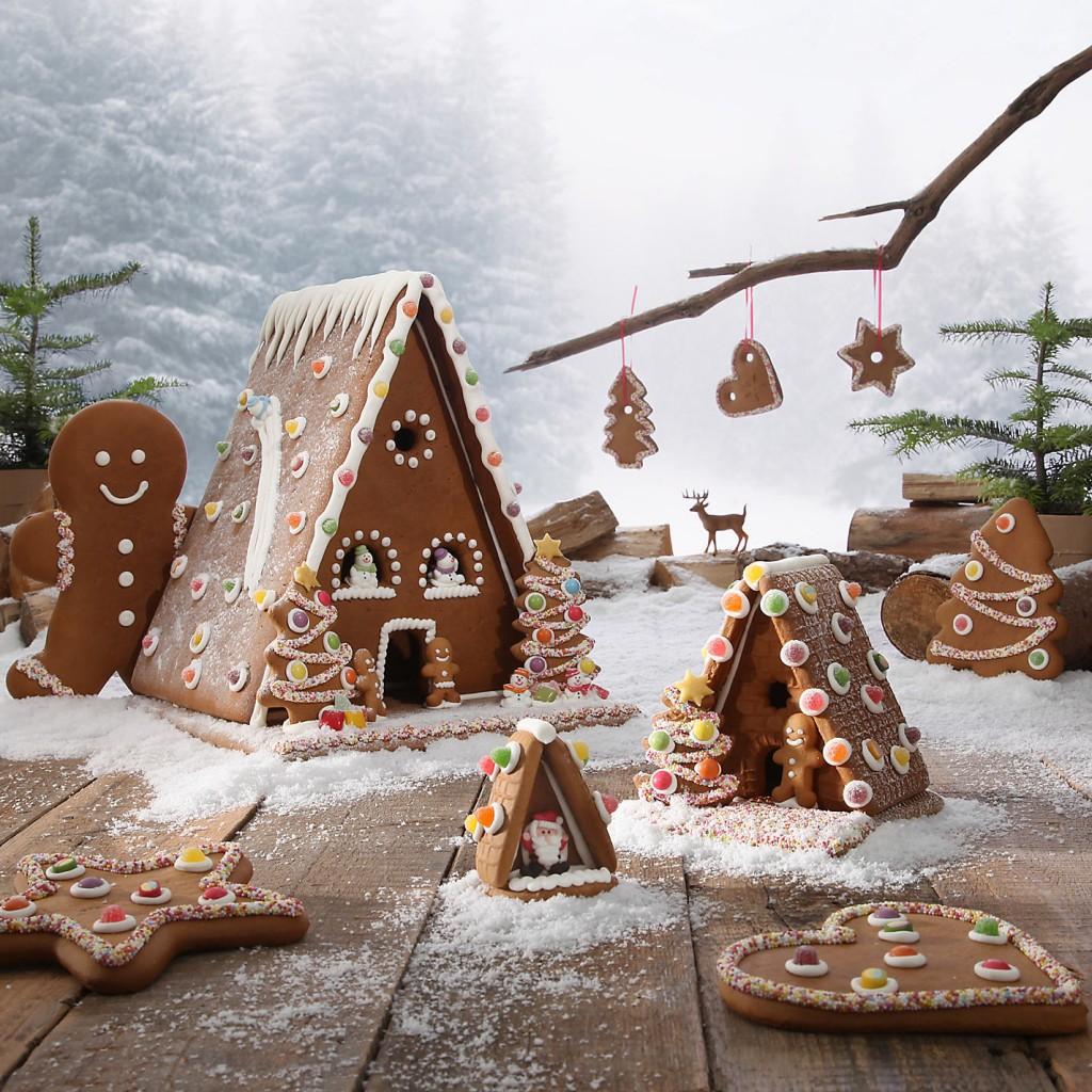 Gingerbread House John Lewis