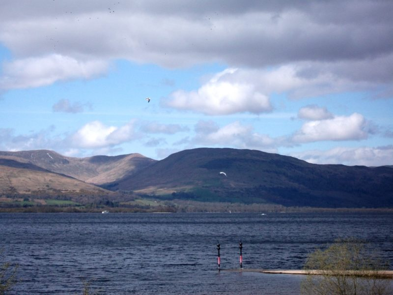 Balloch & Loch Lomond