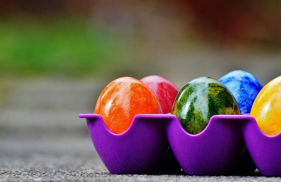 Traditions britaniques de Pâques : les oeufs de Pâques