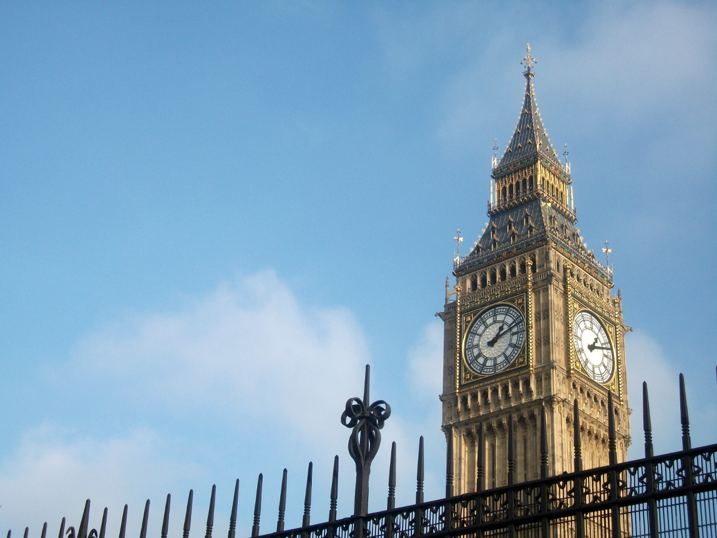 Jouer les touristes à Londres