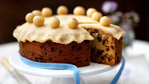 Le Simnel Cake, une tradition culinaire de Pâques en Angleterre