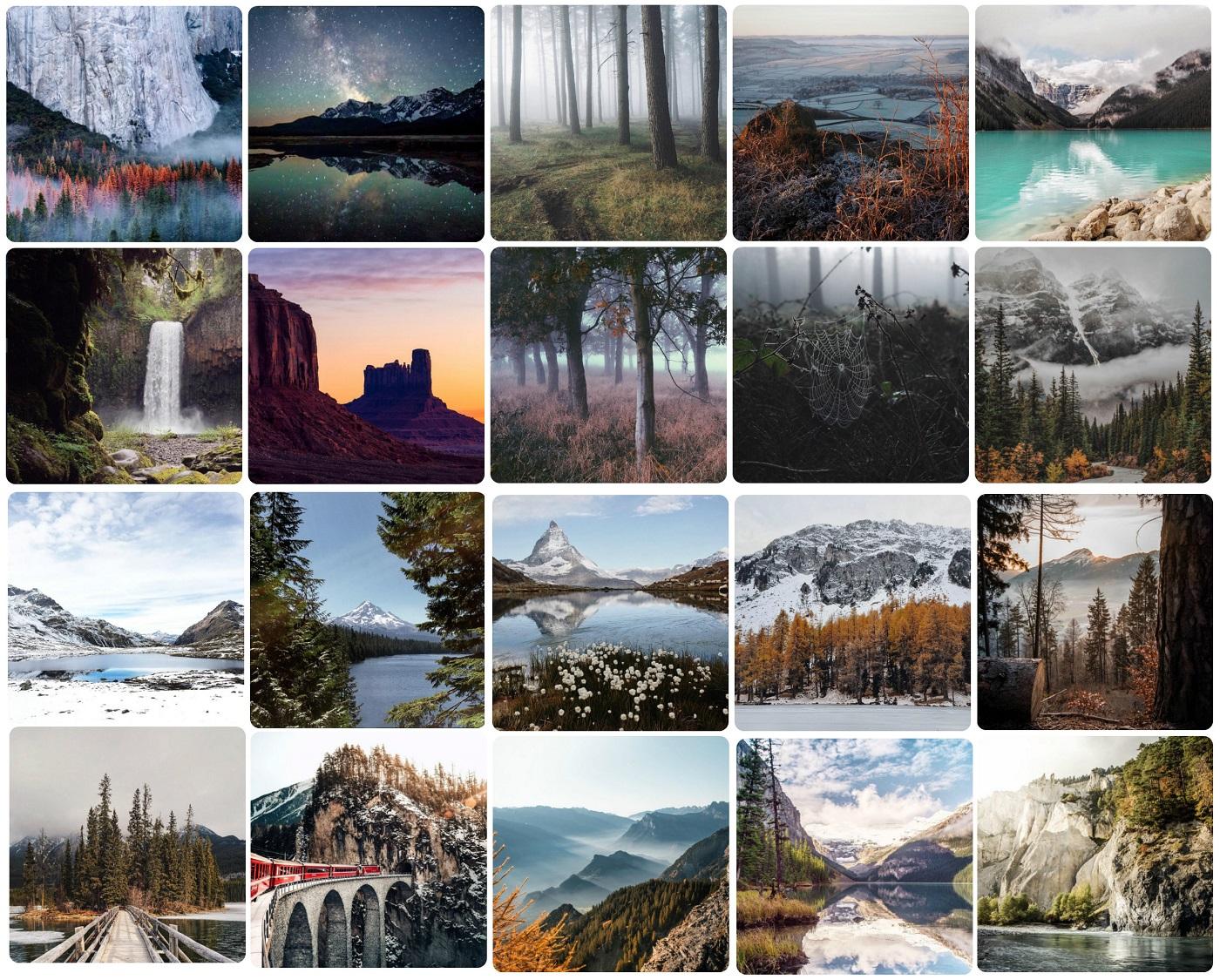 Instagram : 5 comptes pour voyager