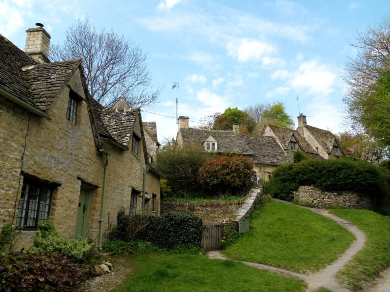 Cottages, Bibury