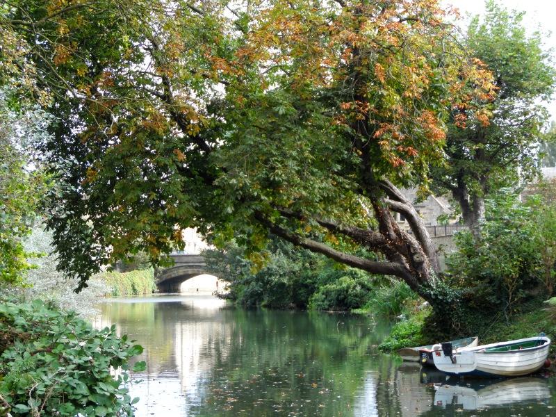 River Welland, Stamford