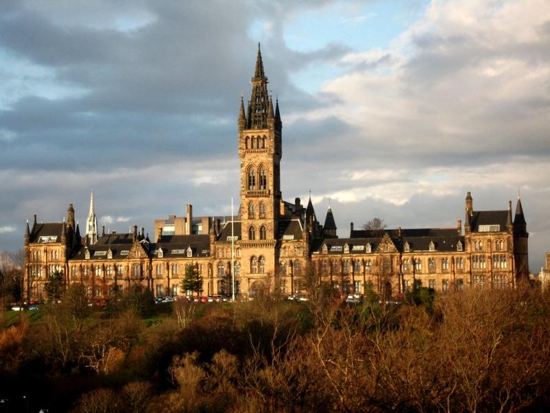 Un weekend à Glasgow