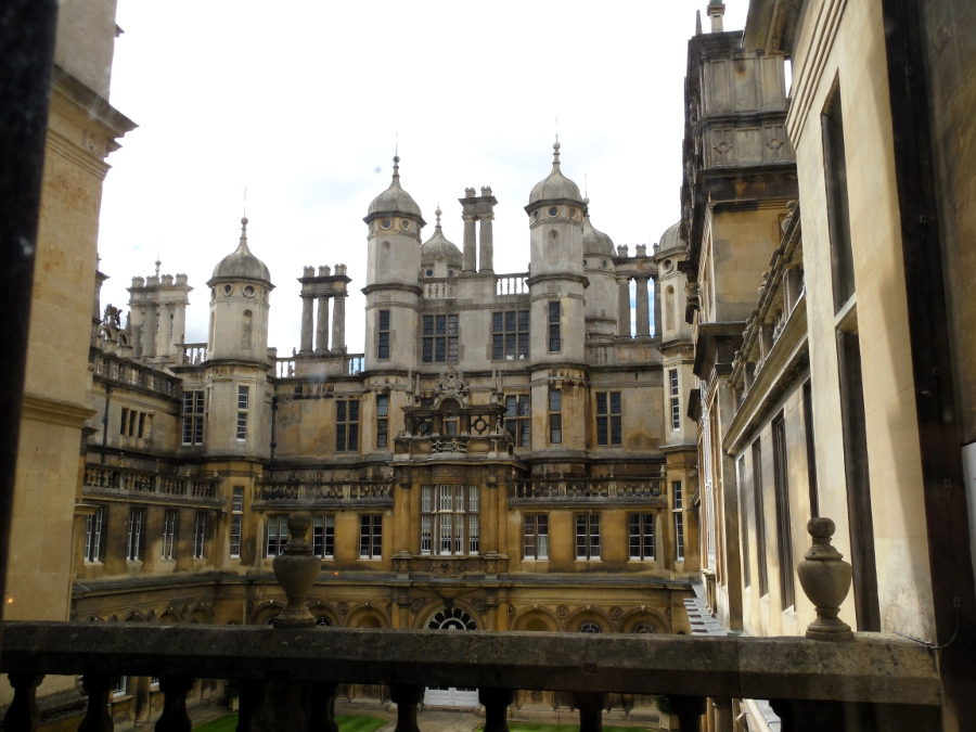 La Burghley House