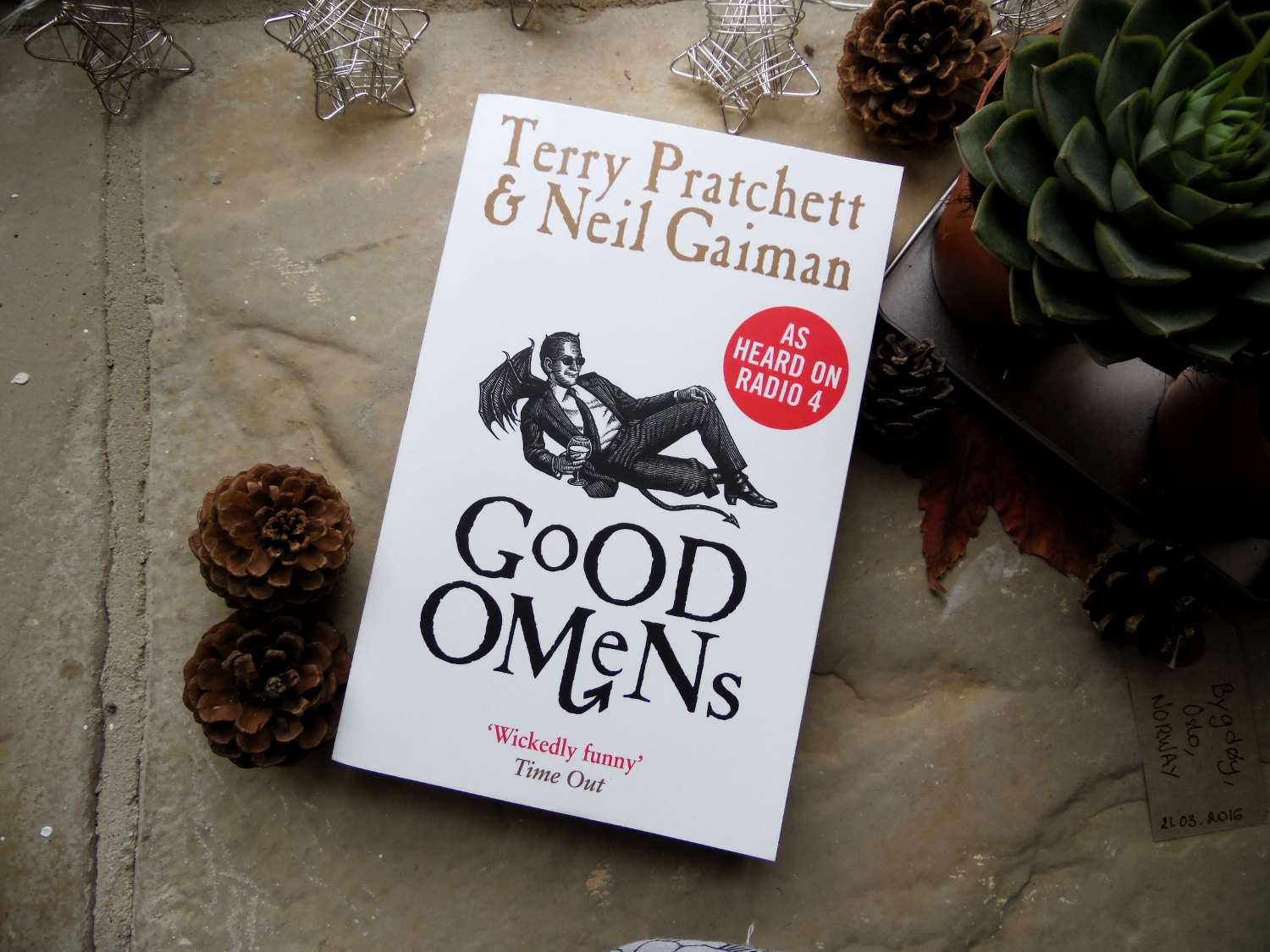 Good Omens, de Neil Gaiman et Terry Pratchett
