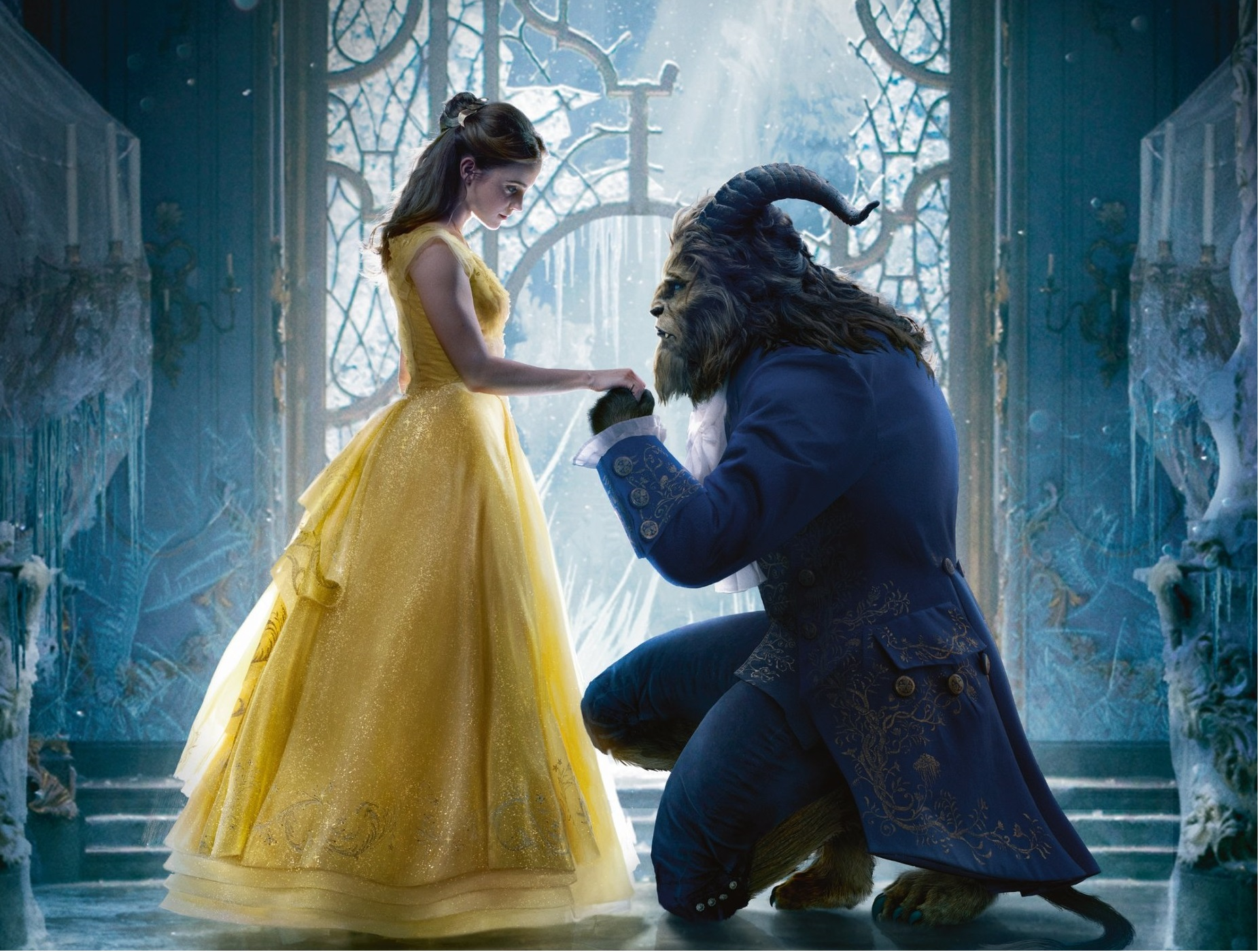 Beauty and the Beast, une jolie surprise