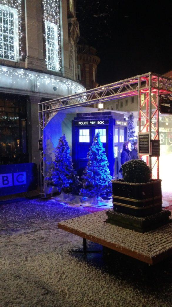 Chroniques anglaises 30 Noël à York