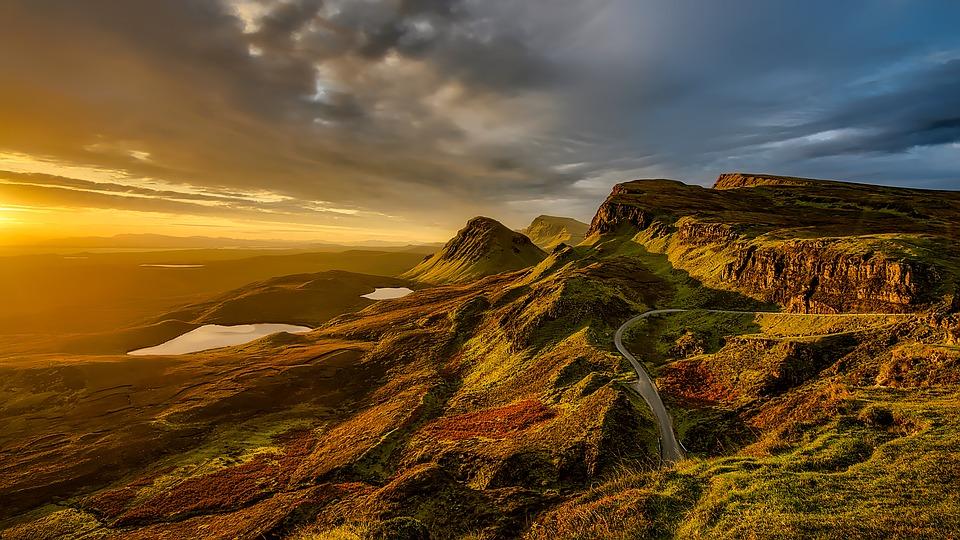 Chroniques anglaises #40 : se mettre dans l'ambiance écossaise