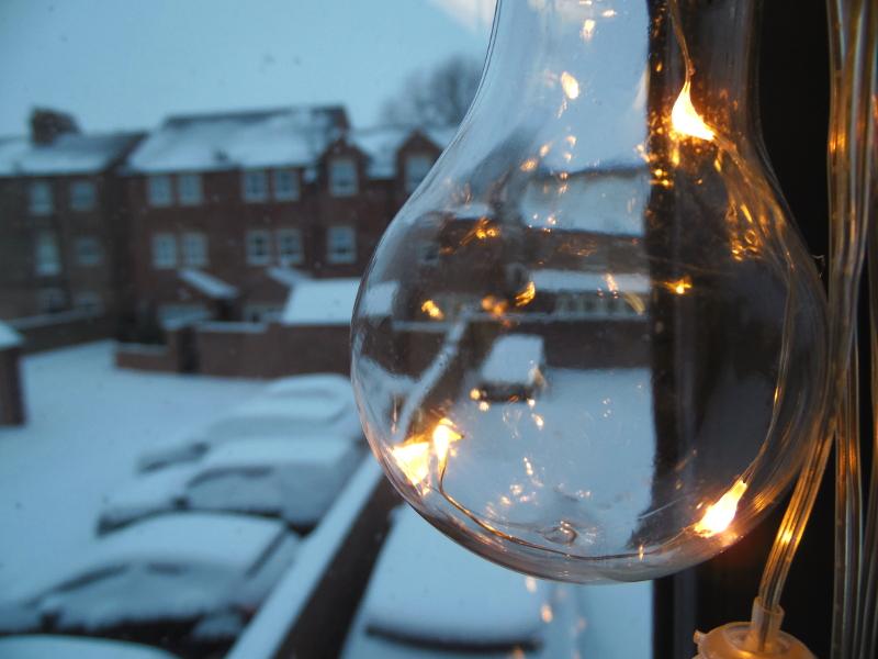 Chroniques anglaises #38 : Snow days & nouveau design