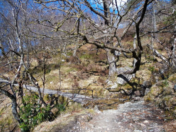 Emprunter la West Highland Way