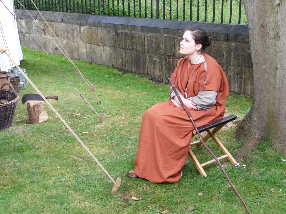Eboracum : les Romains ont envahi York le temps d'un weekend !