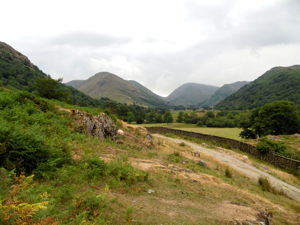 Randonnée dans le Lake District : Ullswater Way [Jour 1]