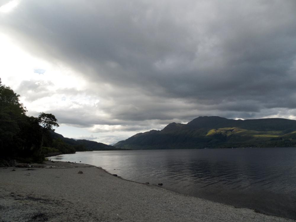 Lochs écossais : Loch Ness, Loch Molrich & Loch Lomond