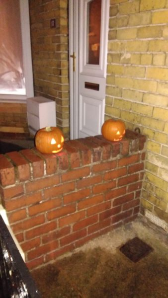 Chroniques anglaises #61 : Halloween and Holiday
