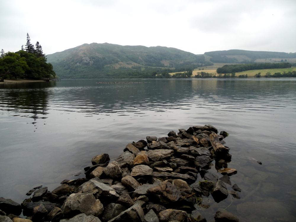 Randonnée dans le Lake District : Ullswater Way [Jour 2]