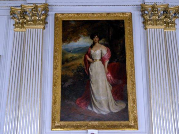 Une journée ensoleillée à Benningbrough Hall