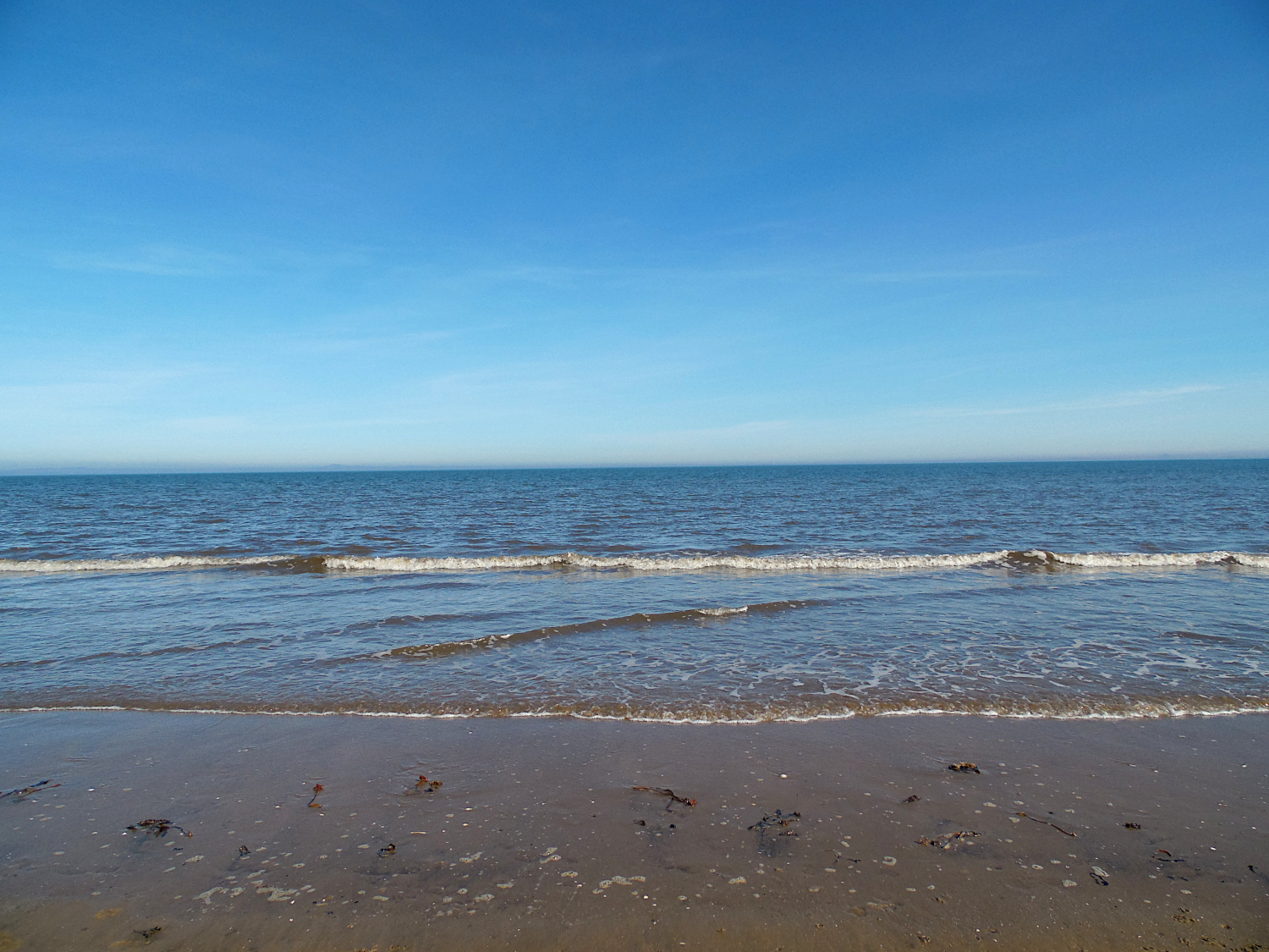 Edimbourg : Portobello Beach & Meadowfield Park