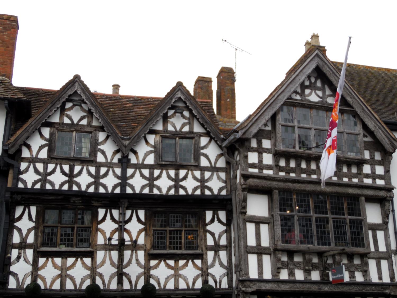 12 des plus belles villes en Angleterre : Stratford-upon-Avon