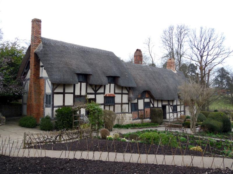 Stratford-upon-Avon, la ville de Shakespeare