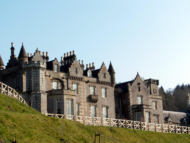 Abbotsford House, Scottish Borders
