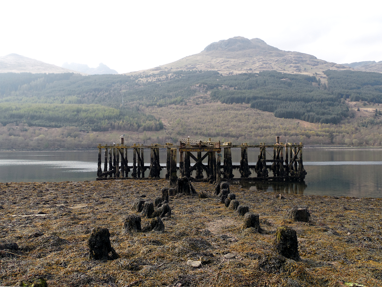 Arrochar, Highlands d'Ecosse