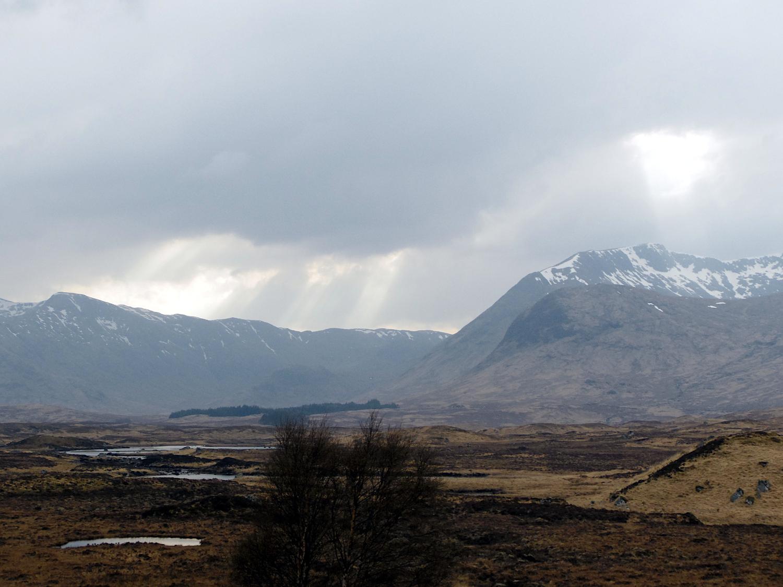 Glencoe, Highlands d'Ecosse