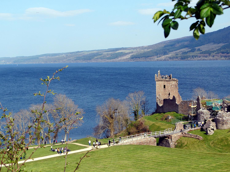 Urquhart Castle, Highlands d'Ecosse