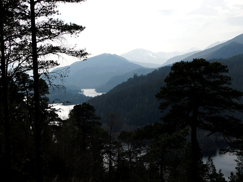 Glen Affric, Highlands d'Ecosse
