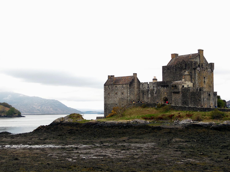Eilean Donan Castle, Highlands d'Ecosse
