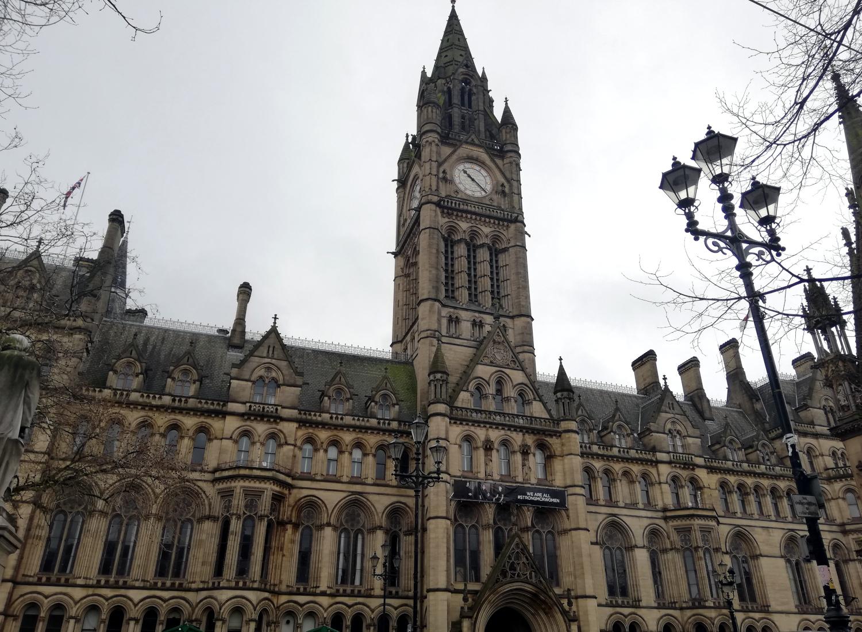 12 des plus belles villes en Angleterre : Manchester