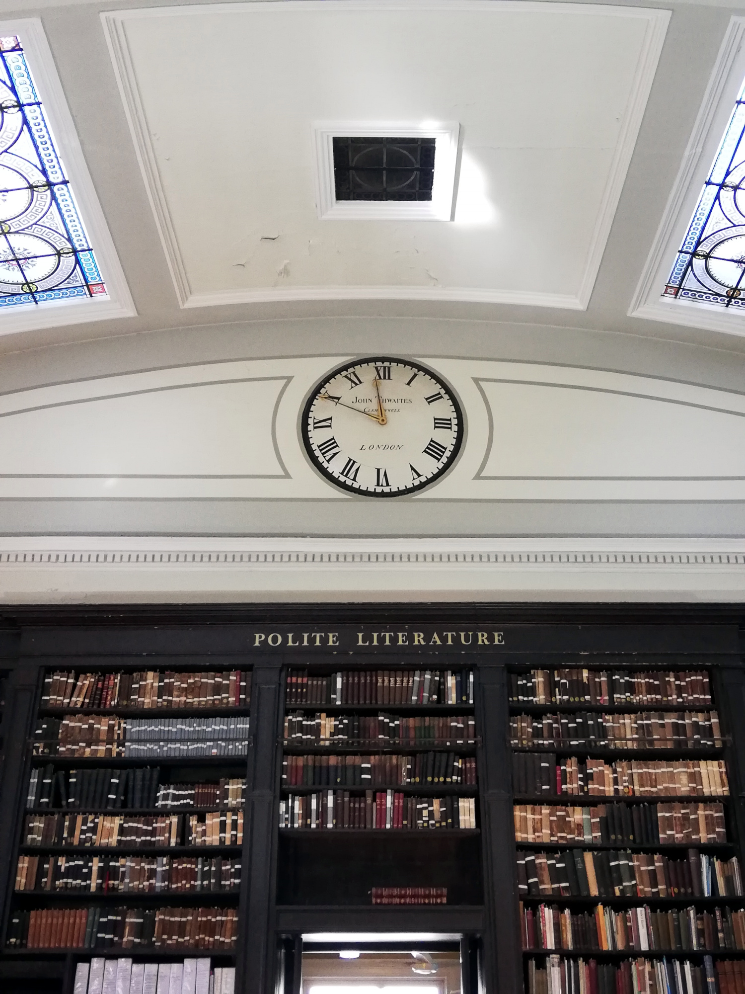 Portico Library, Manchester
