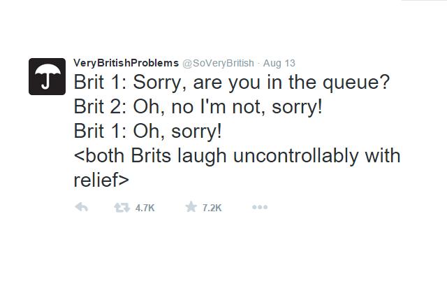 Les habitudes britanniques que j'ai adoptées