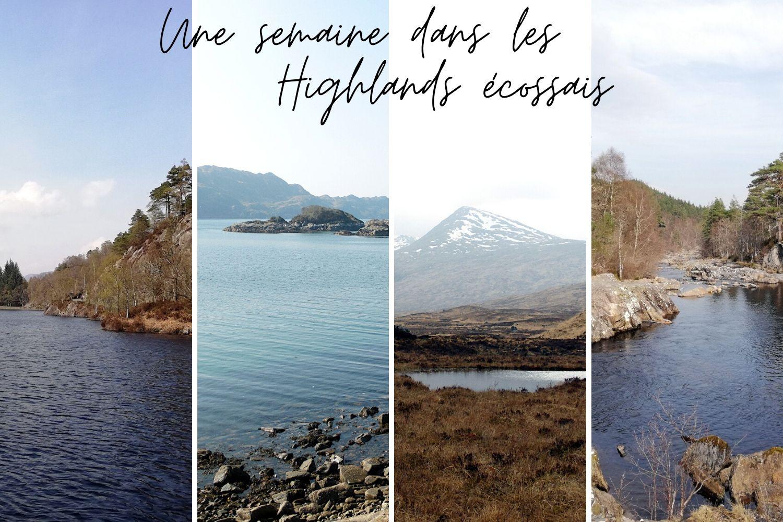 8 jours dans les Highlands écossais | Itinéraire, résumé & bonnes adresses
