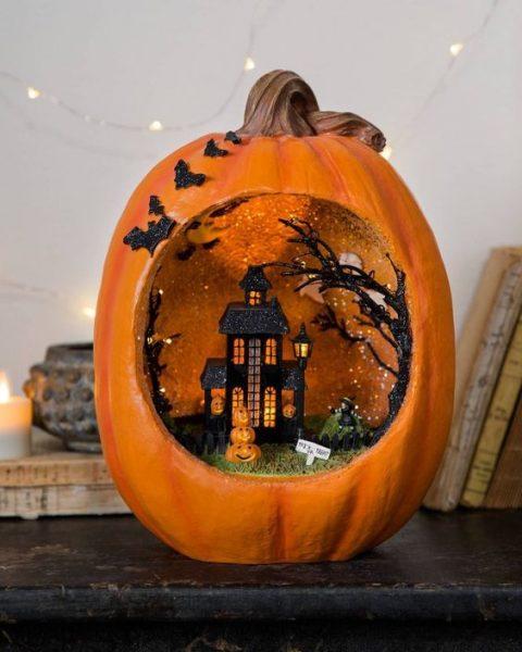 Creuser sa Jack'o'Lantern, pour un Halloween digne de ce nom !