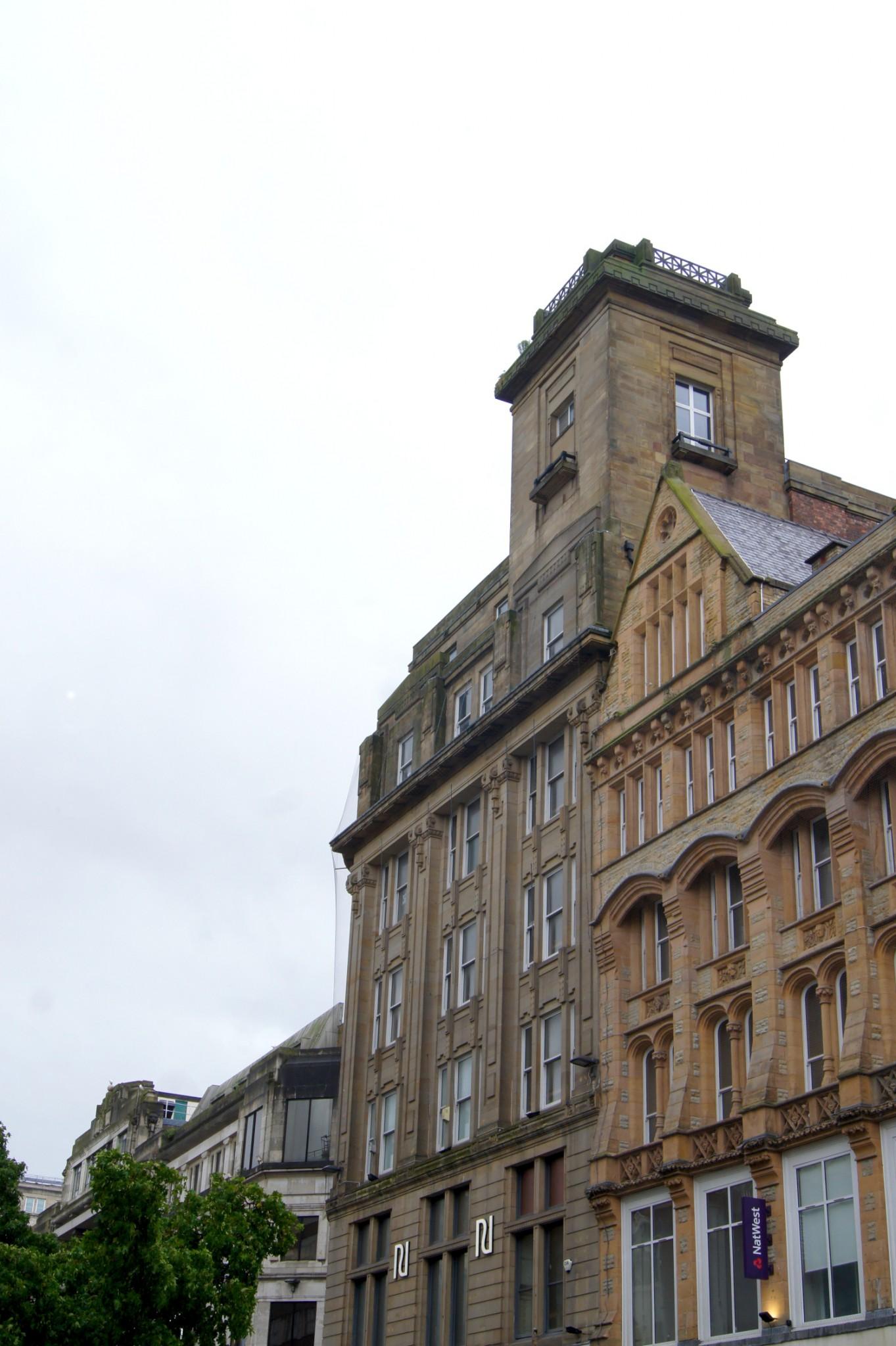 L'architecture de Liverpool