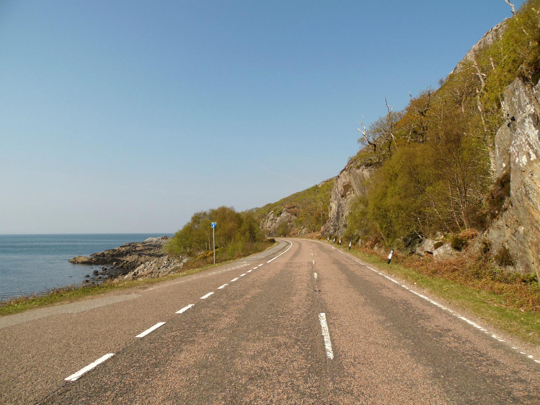 Road trip et car camping au Royaume-Uni