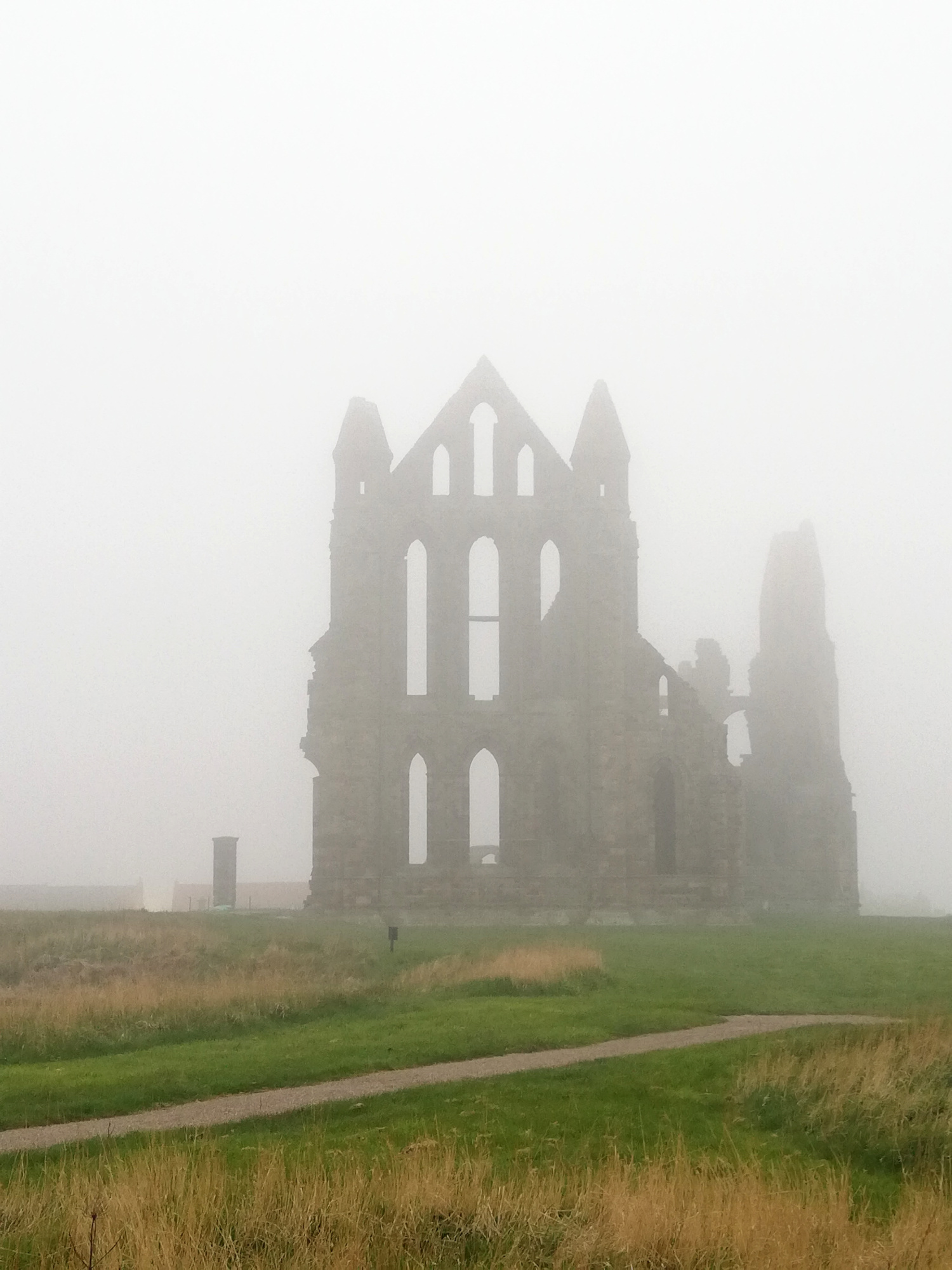 Ambiance Dracula à Whitby