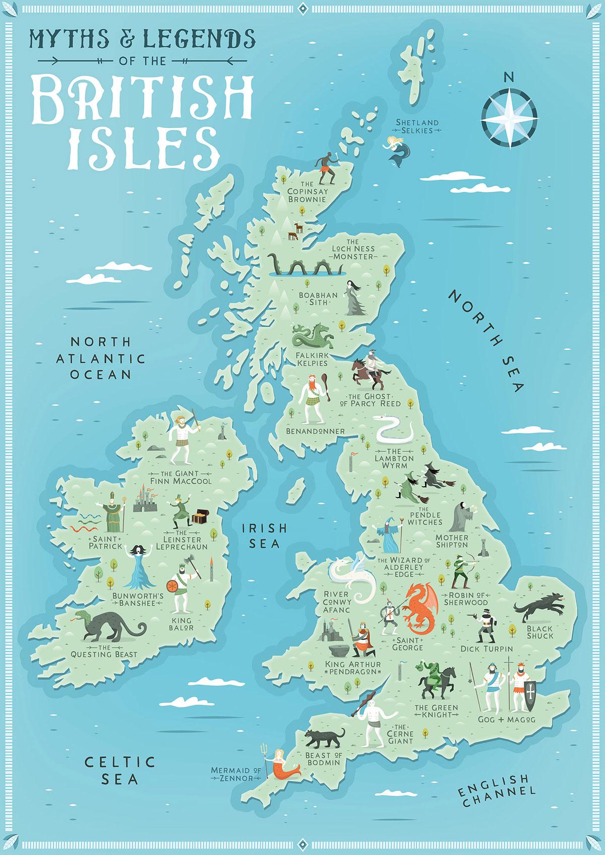 Connaissez-vous votre géographie britannique ?