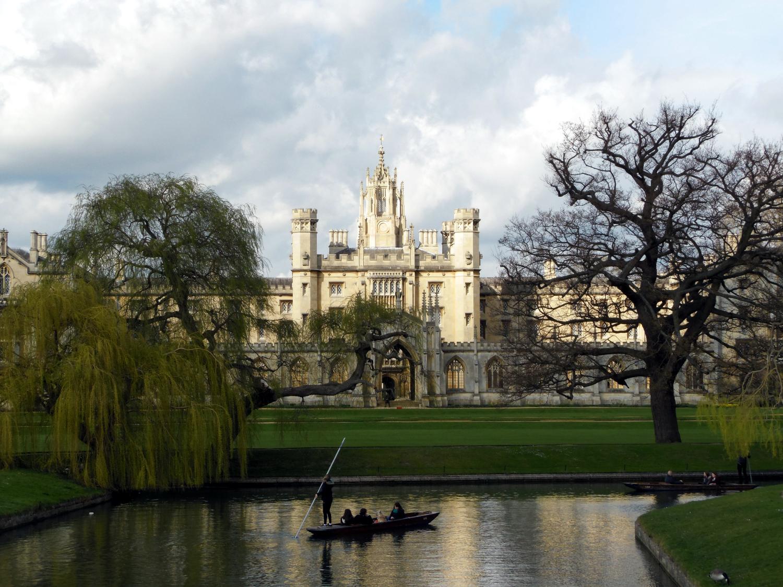 12 des plus belles villes en Angleterre : Cambridge