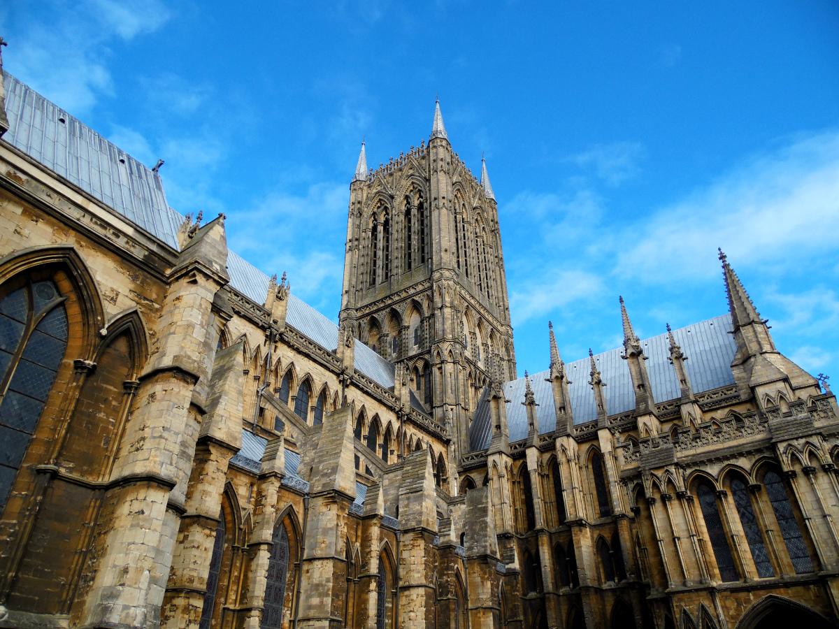 12 des plus belles villes en Angleterre : Lincoln