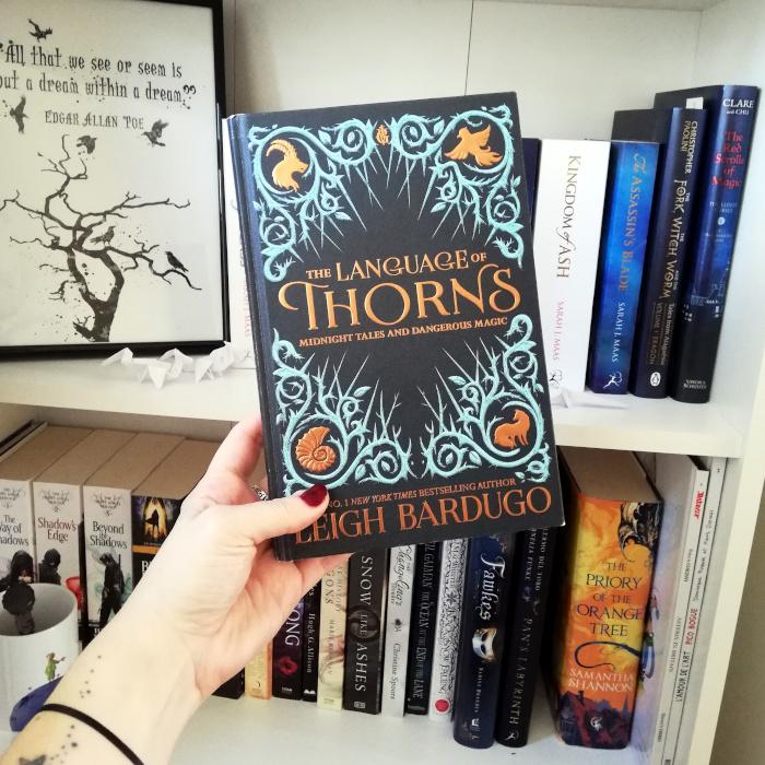 Chroniques anglaises #81 : Scènes de vie - The Language of Thorns