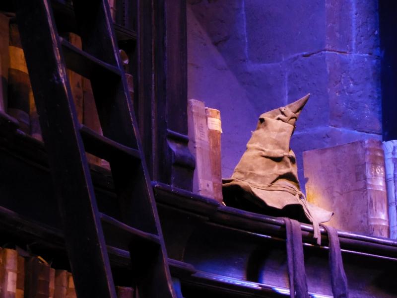 Le bureau du Professeur Dumbledore