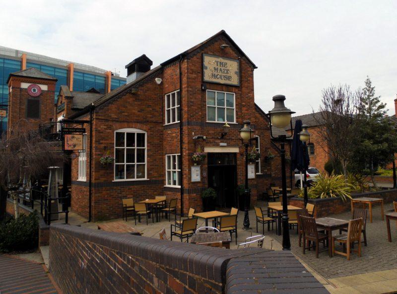 Les canaux de Birmingham