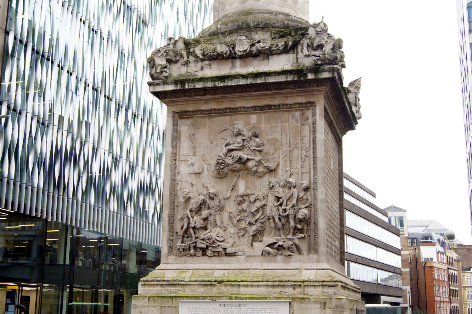 Monument of the Great Fire of London