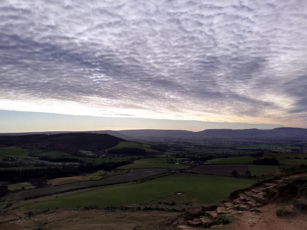 Chroniques anglaises #85 : randonnée dans le Yorkshire et balades à Scarborough