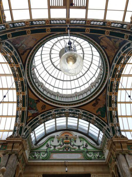 County Arcade et Cross Arcade, Leeds